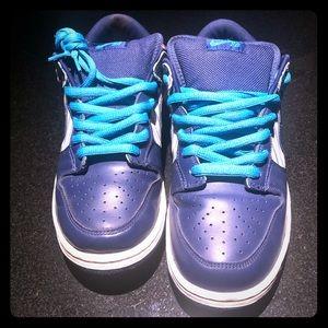 Nike Sb blue avengers size 11